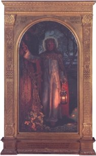 The Light of the World, by Holman Hunt